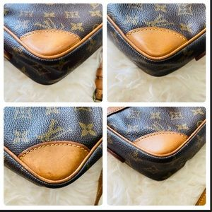 Louis Vuitton Bags - LOUIS VUITTON TROCADERO 24 Vtg mono crossbody bag